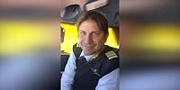 Brezilyalı pilot 18 bin fitte müslüman oldu