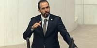 Ahmet Özdemir, TBMM Genel Kurulunda konuştu